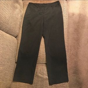 Apt 9 pinstripe dress pants